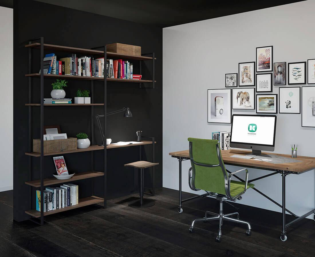 Regalsystem YouK Büro
