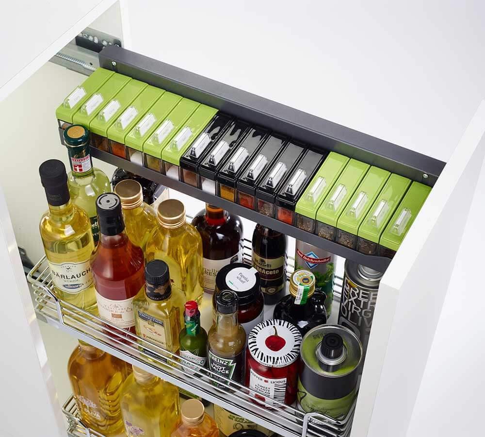 COMFORT II mit Spice Box