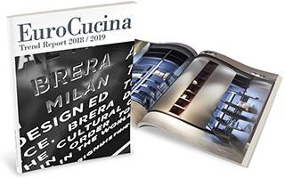 TrendReport Eurocucina 2018 Broschuere
