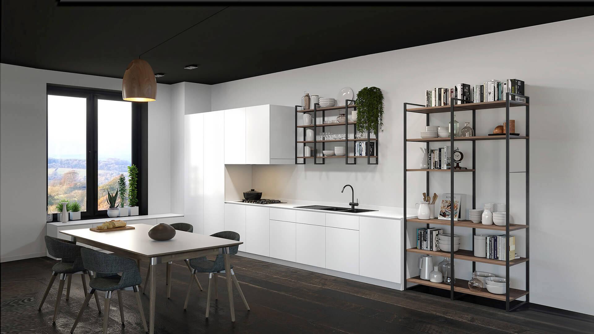 Regalsystem YouK Küche