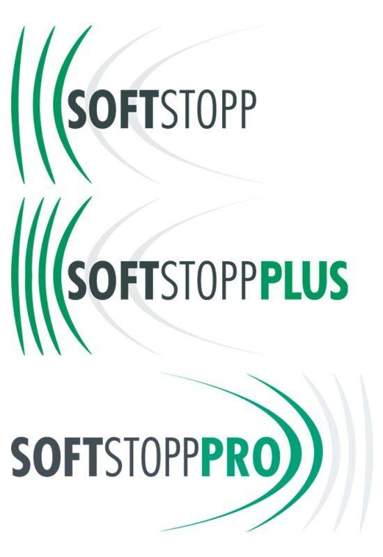 Softstopp Logos